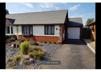 Thumbnail 2 bed bungalow to rent in Cloncurry Gardens, Felixstowe