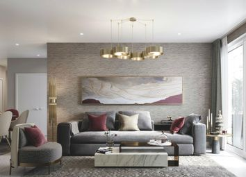 Thumbnail 1 bed flat for sale in The Bouchon, The Silk District, London