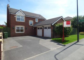 Thumbnail 4 bed detached house for sale in Guest Street, Leigh, Greater Manchester