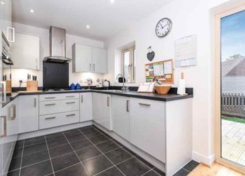 Thumbnail 2 bed semi-detached house for sale in Boyton Mead, Eastleigh