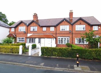 Thumbnail 2 bed terraced house to rent in Ridgeway Road, Timperley