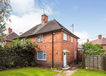 3 bed semi-detached house for sale in Broxtowe Lane, Nottingham NG8