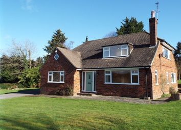 Thumbnail 4 bed property to rent in Crown Drive, Badshot Lea, Farnham