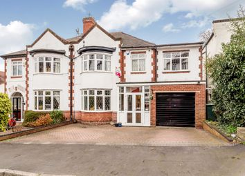 Thumbnail 4 bedroom semi-detached house for sale in Charlemont Avenue, West Bromwich