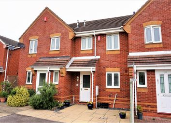 Thumbnail 2 bed terraced house for sale in Portia Way, Warwick