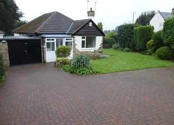Thumbnail 2 bed bungalow to rent in Thornhill Close, Calverley, Leeds