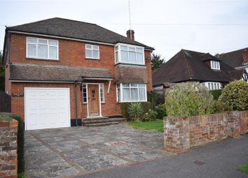 Thumbnail 5 bed detached house for sale in Bramley Way, Ashtead