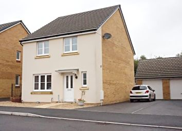 Thumbnail 4 bed detached house for sale in Ffordd Y Meillion, Penllergaer