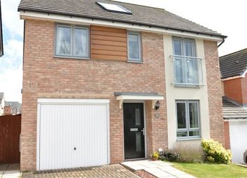 Thumbnail 4 bed detached house for sale in Coach Road, Throckley, Newcastle Upon Tyne.