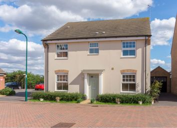 Thumbnail 4 bed detached house for sale in Verde Close, Eye, Peterborough