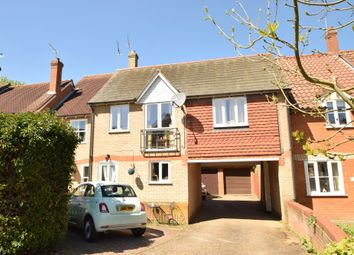 Thumbnail 2 bedroom terraced house for sale in Lion Meadow, Steeple Bumpstead, Haverhill