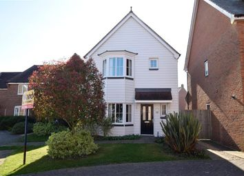 Thumbnail 3 bed detached house for sale in Hazen Road, Kings Hill, West Malling, Kent