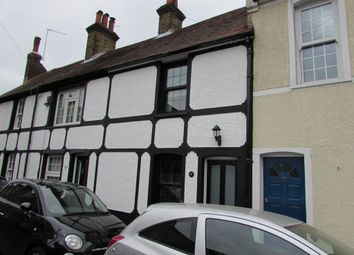 Thumbnail 2 bed cottage for sale in West Street Lane, Carshalton