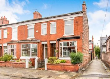 Thumbnail 3 bedroom end terrace house for sale in Norbreck Avenue, Chorlton-Cum-Hardy, Manchester, Greater Manchester