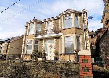 Thumbnail 3 bed detached house for sale in Cwm Cottage Road, Abertillery