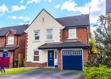 Thumbnail 4 bed detached house for sale in Spires Croft, Leigh, Lancashire