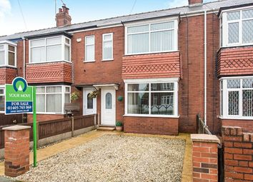 Thumbnail 3 bed terraced house for sale in Oxford Road, Goole