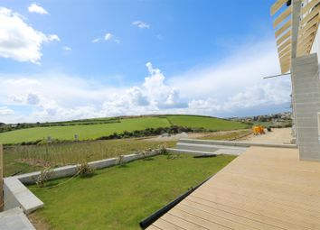 Thumbnail 3 bedroom end terrace house for sale in Elm Close, Newquay