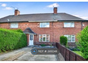 Thumbnail 2 bed terraced house to rent in Harmston Rise, Nottingham
