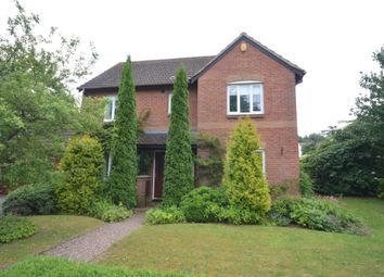 Thumbnail 4 bedroom detached house for sale in Badger Close, Newton Poppleford, Sidmouth, Devon