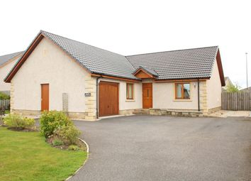 Thumbnail 3 bed detached bungalow to rent in Old Bar Road, Nairn