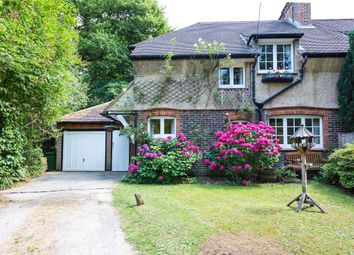 Thumbnail 3 bed semi-detached house for sale in Blackbrook Road, Dorking, Surrey