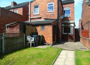 Thumbnail 2 bed semi-detached house to rent in Priory Road, Alfreton