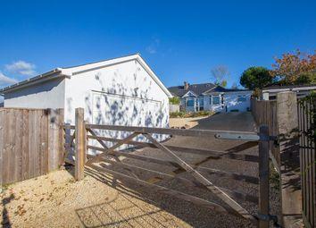 Thumbnail 2 bedroom semi-detached bungalow for sale in Denbury Road, Newton Abbot