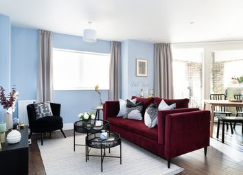Thumbnail 2 bedroom flat for sale in The Volt, Somerset Place, 10 Brixton Hill, London