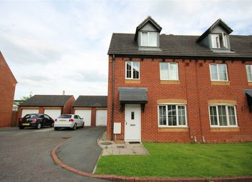 Thumbnail 3 bed end terrace house for sale in Belton Close, Golborne, Lancashire
