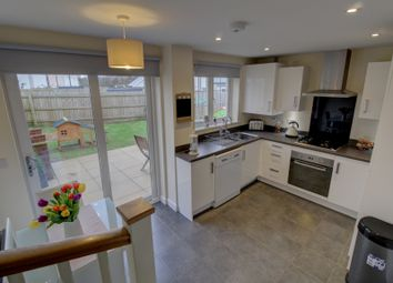 Thumbnail 2 bed semi-detached house for sale in Barracks Road, Fremington, Barnstaple