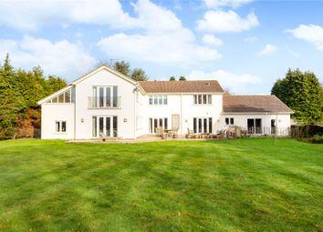 Thumbnail 5 bedroom detached house for sale in Peasemore, Newbury, Berkshire