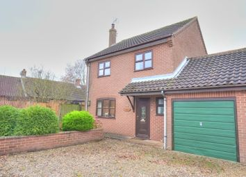 Thumbnail 3 bed detached house for sale in The Watlings, Scarning, Dereham