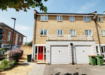 Thumbnail 4 bed town house to rent in Grimsby Grove, London