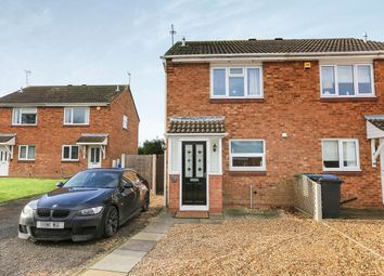 Thumbnail 2 bedroom semi-detached house for sale in Melrose Drive, Perton, Wolverhampton