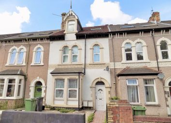 Thumbnail 1 bed flat for sale in Clive Street, Cardiff