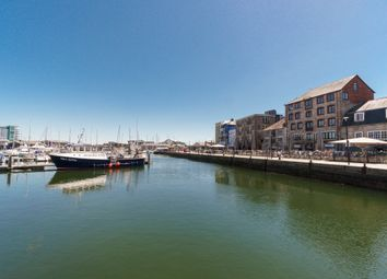Thumbnail 2 bed flat for sale in Astor Court, The Barbican, Plymouth