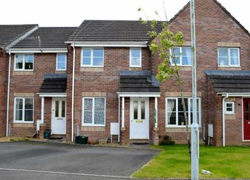 Thumbnail 2 bed terraced house for sale in Eastfield Close, Swansea