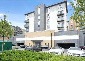 Thumbnail 2 bed flat for sale in Saxon House, Belvedere, Kent