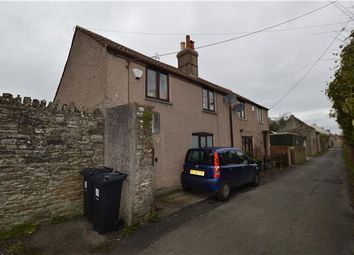 Thumbnail 3 bed semi-detached house for sale in Back Lane, Wickwar, Wotton-Under-Edge, Gloucestershire