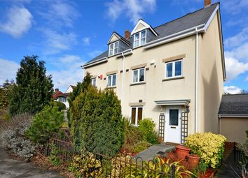 Thumbnail 4 bedroom end terrace house for sale in Charlton Kings, Cheltenham, Gloucestershire