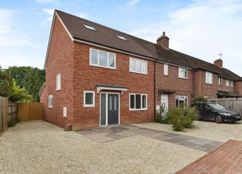 Thumbnail 4 bed end terrace house for sale in Westfield Road, Thatcham