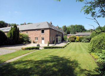 Thumbnail 4 bed barn conversion for sale in Home Farm Barns, Chester Road, Mere