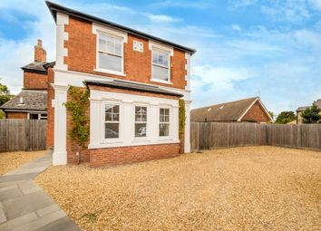 Thumbnail 4 bed detached house to rent in Melbourn Road, Royston