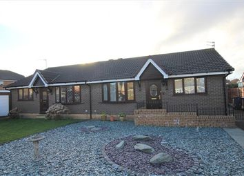 Thumbnail 2 bed bungalow for sale in Lochinch Close, Blackpool
