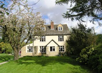 Thumbnail 5 bed detached house for sale in Rectory Lane, Longworth, Abingdon