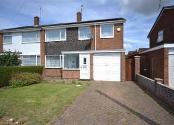 Thumbnail 5 bedroom semi-detached house for sale in Shire Road, Corby, Northamptonshire
