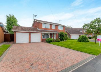 Thumbnail 4 bed detached house for sale in Edgefield, Weston, Spalding