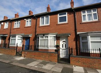 3 bed terraced house for sale in Ellesmere Road, Benwell, Newcastle Upon Tyne NE4