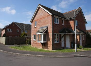 Thumbnail 1 bed semi-detached house to rent in Bryer Close, Chard